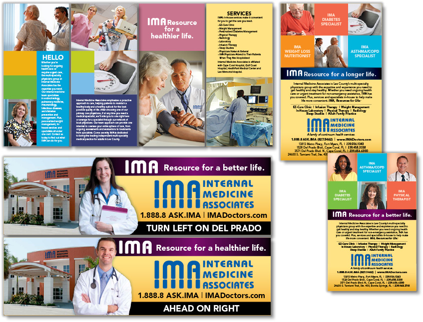 Internal Medicine Associates Print Package