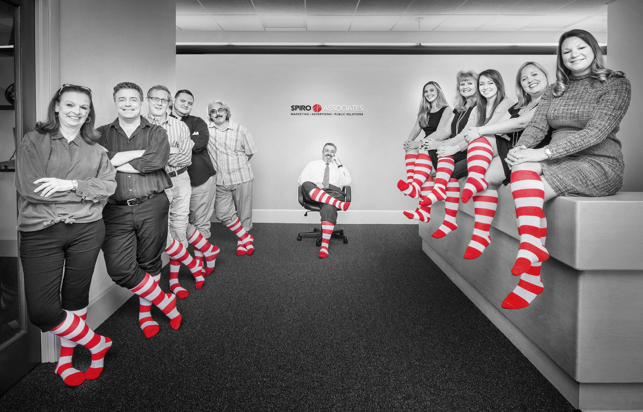 Ronald McDonald House Charities Red Socks2014-1