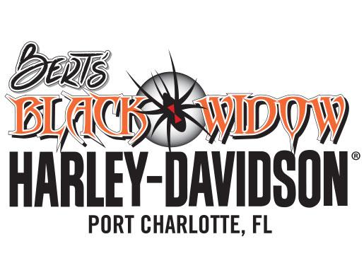 berts black widow harleydavidson spiro amp associates