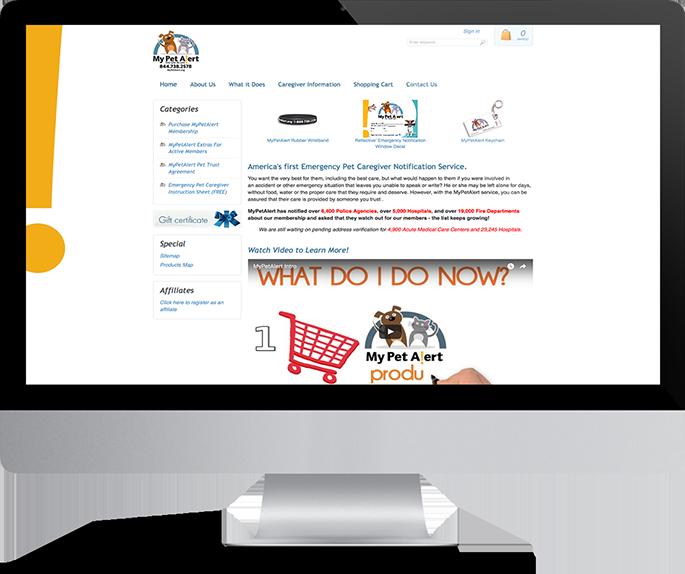 petalert-website