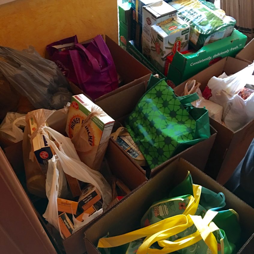 feed the cape food donations