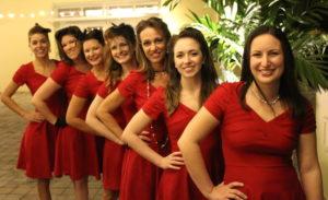 spiro-ladies-red-building-industry-awards