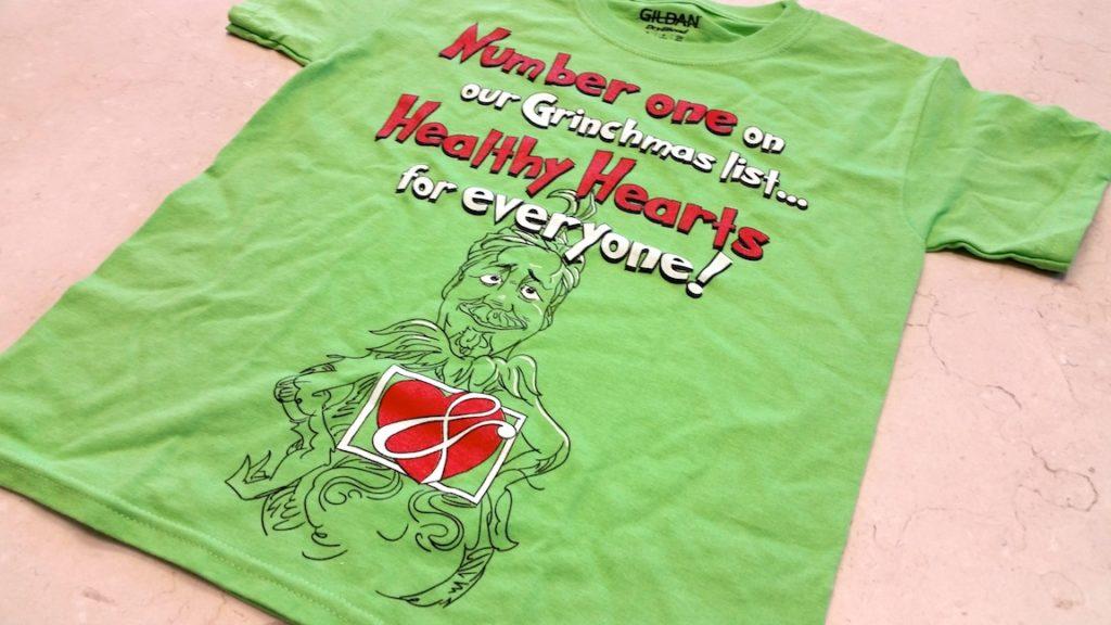 t-shirt-lee-county heart-walk