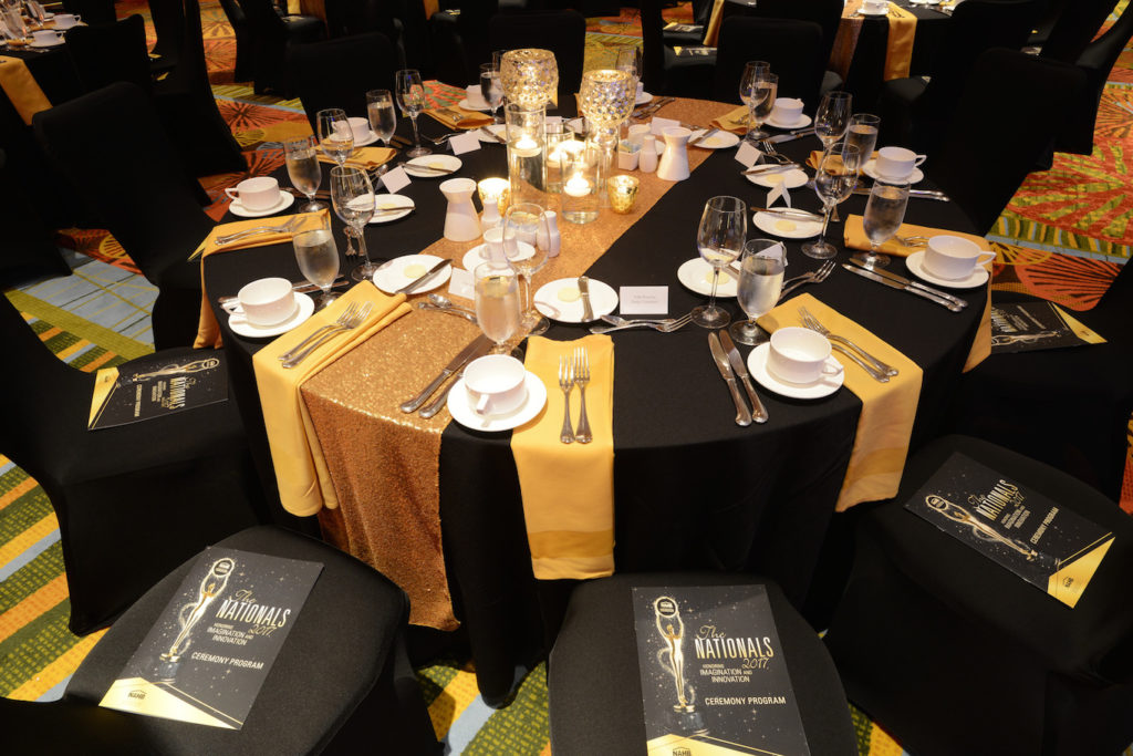 nahb nationals table setting gala