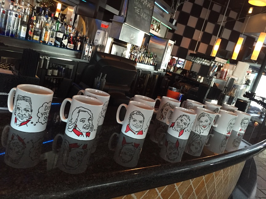 senior art director lynsey mugs