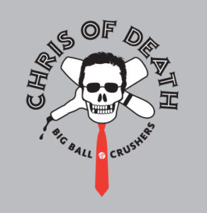 Chris of Death Logo