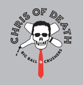Chris of Death Logo