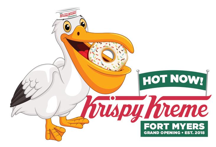 Krispy Kreme FM Grand Opening
