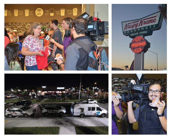 Krispy Kreme Media