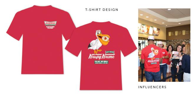 Krispy Kreme Fort Myers Tshirt