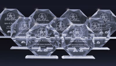Spiro & Associates claims nine Sand Dollar Awards