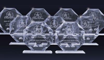 Spiro & Associates claims nine Sand Dollar Awards