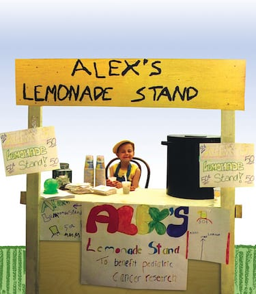 Alex's Lemonade Days Fundraiser