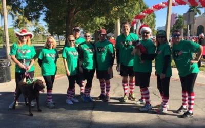 Taking a Heart Walk Stroll in Support of American Heart Association